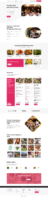 Y/HANGRY marketing WordPress site home page
